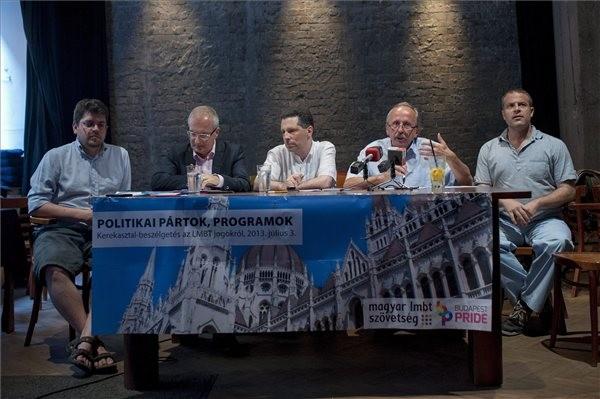Politikai pártok, programok, 2013. július 3.